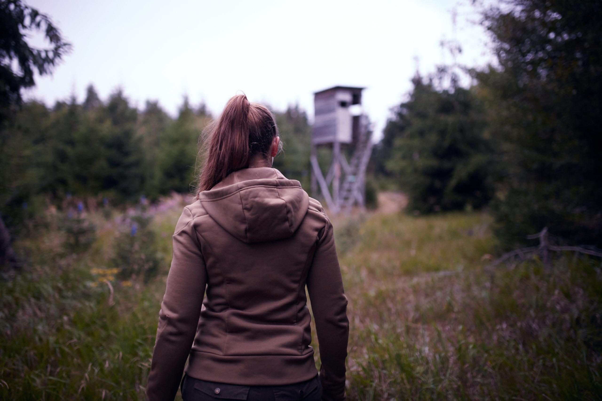 she wanders - Die-Jagd-Jagdwissen-aus-dem-Harz