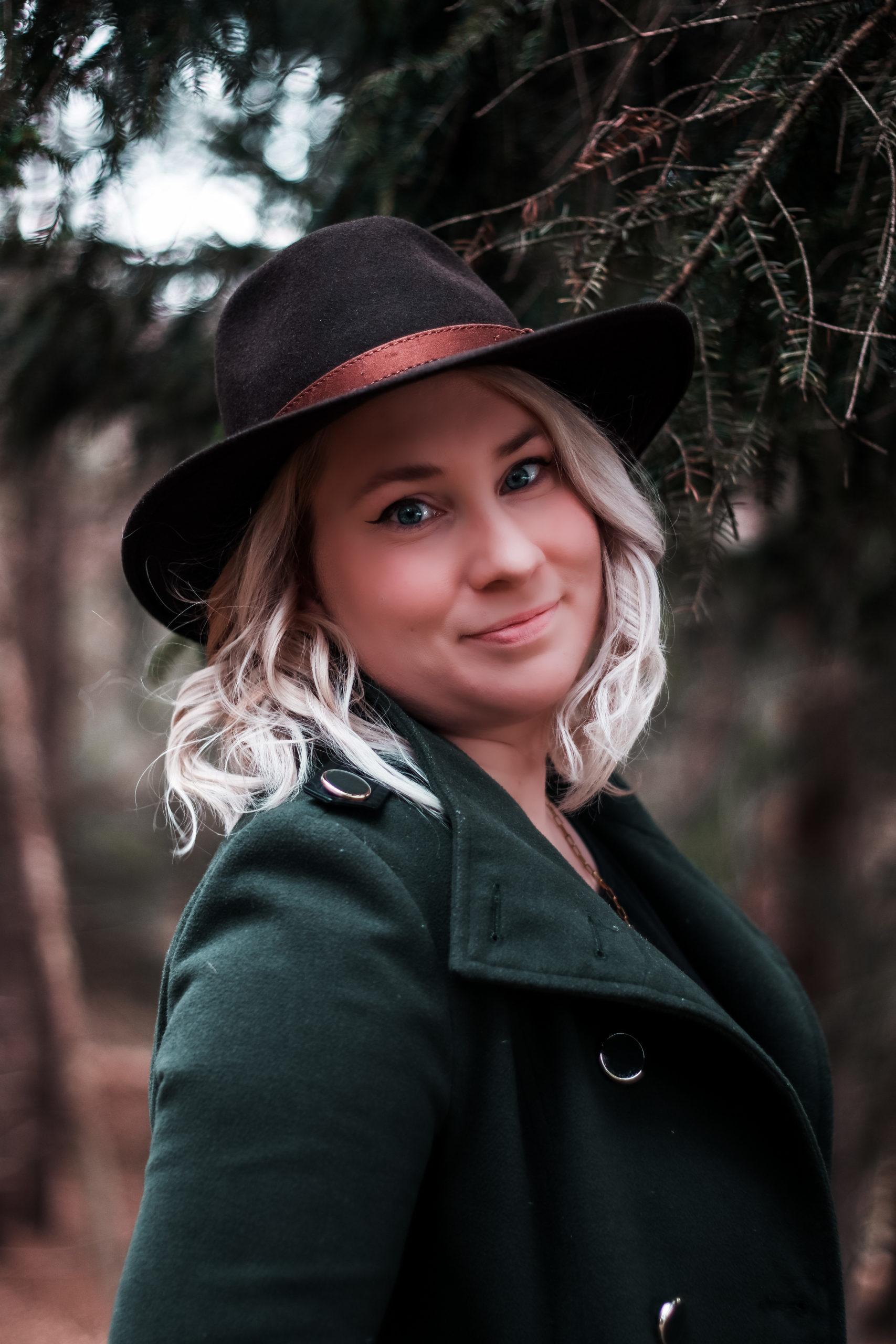 she wanders - Profilbild Lynn Marie Jacobs im Harzer Wald