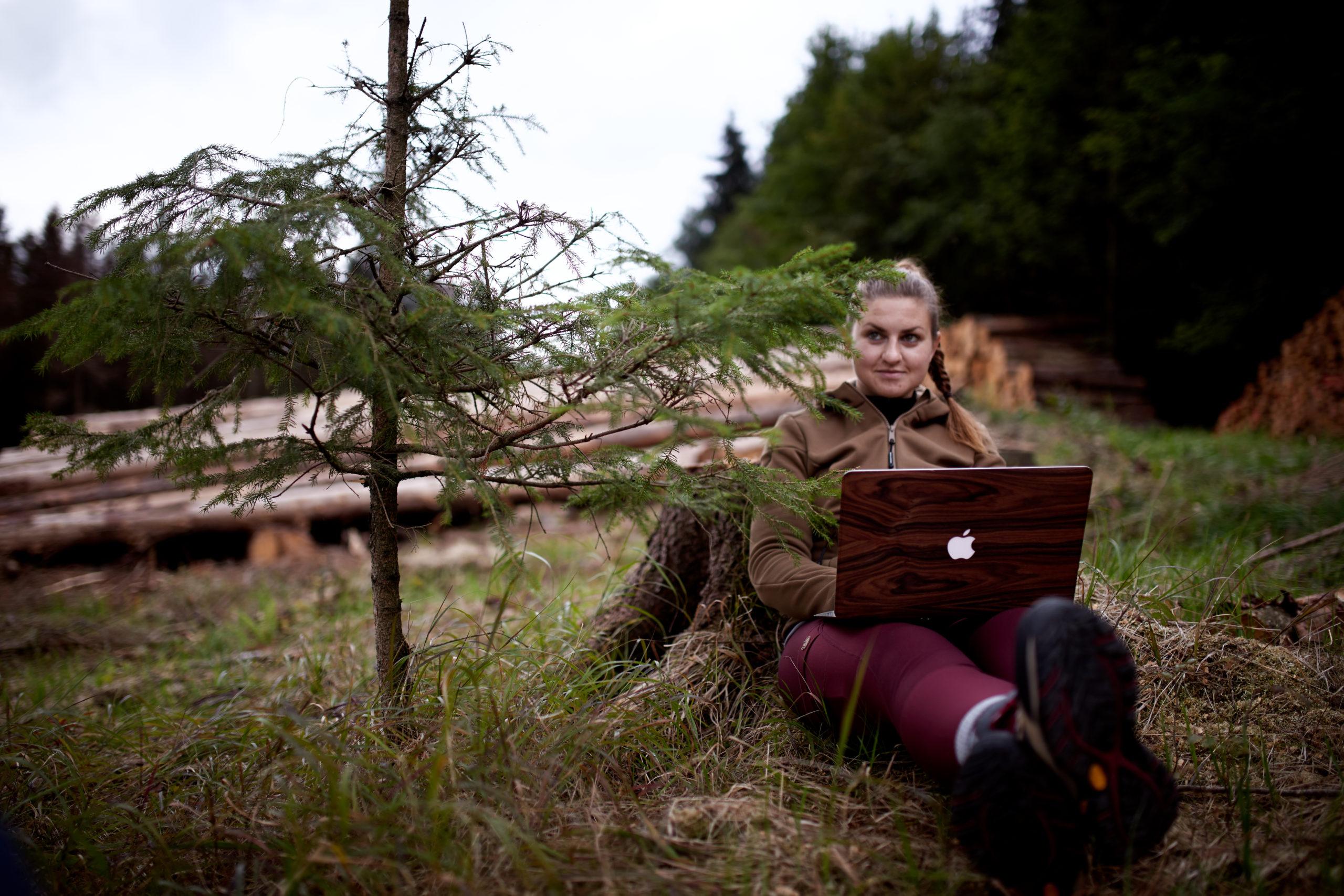 she wanders - Saras Vision für den Harz Anpacken statt Warten
